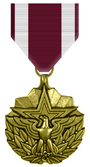 Image illustrative de l'article Meritorious Service Medal (États-Unis)