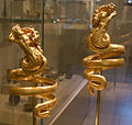 Met, greek, pair of gold armbabds, 200 BC ca..JPG