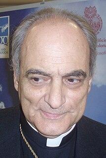 Marcelo Sánchez Sorondo Catholic bishop