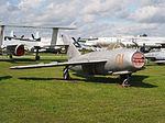 MiG-17 at Central Air Force Museum Monino pic1.JPG