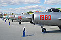 MiG line-up at Deblin Museum (13274677505).jpg