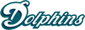 Miami Dolphins second 1997 wordmark.png