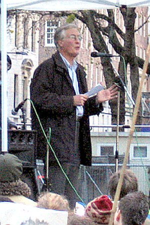Shadow Secretary of State for Transport - Image: Michael Meacher 2005 12 09