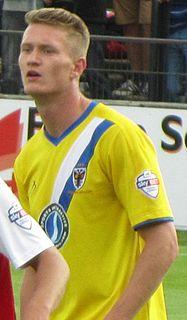 Michael Smith (footballer, born 1991) English footballer