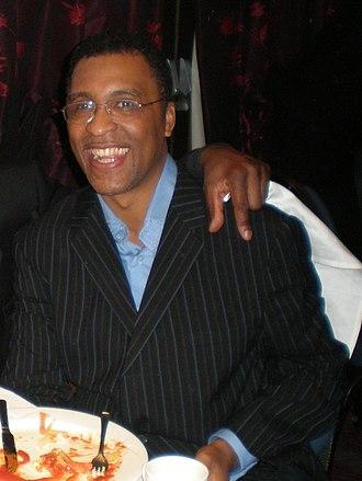 Michael Watson - Watson in 2008