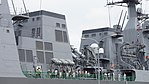 Midship of JS Fuyuzuki(DD-118) right rear view at JMSDF Maizuru Naval Base July 29, 2017.jpg