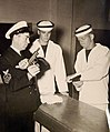 "Midshipman are shown the handling of ""Service 45"" from a Chief Gunner's Mate, 1942 (39405627295).jpg"