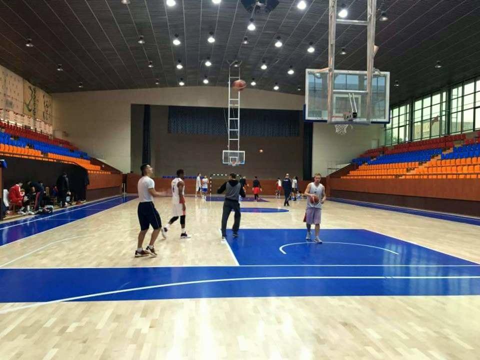 Mika Arena, Yerevan
