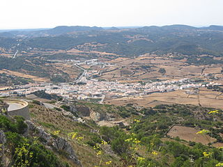 Es Mercadal Municipality in Balearic Islands, Spain