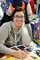 Mirka Andolfo - Lucca Comics & Games 2014.JPG