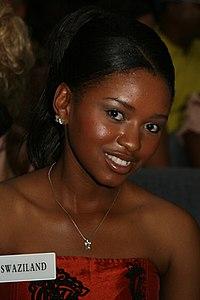Miss Swaziland 08 Tiffany Simelane.jpg