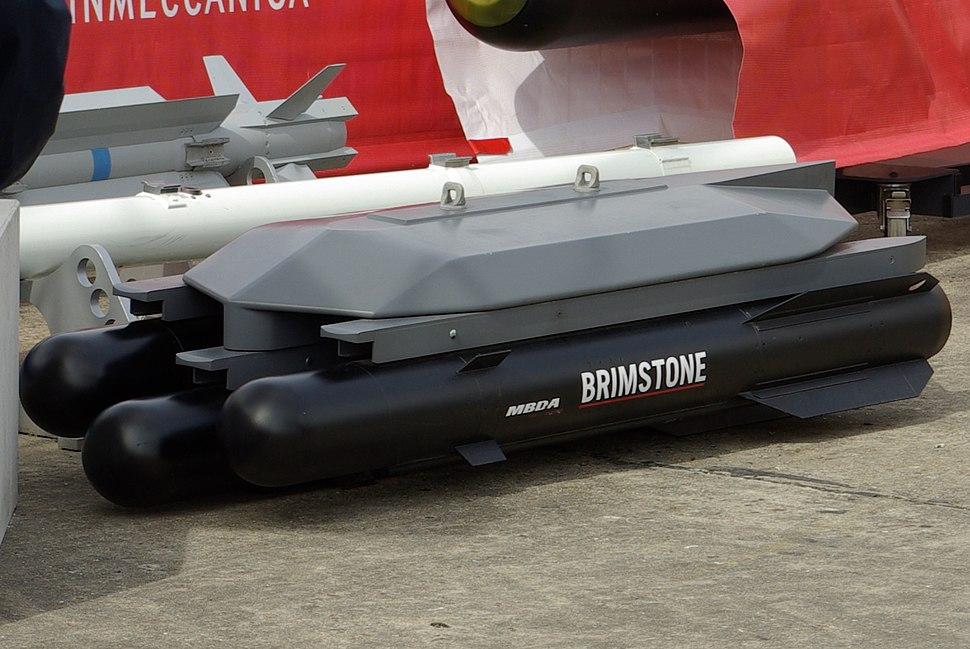 Missile MBDA Brimstone