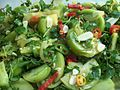 Mixed ingredients for marinated green tomato.jpg