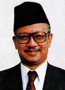 Mochtar Kusumaatmadja - Fourth Development Cabinet.jpg