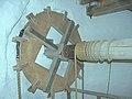 Molen Kerkhovense molen, luiwerk gaffelwiel (1).jpg
