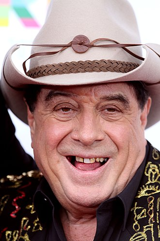 ARIA Music Awards of 2014 - Image: Molly Meldrum (15696490317)
