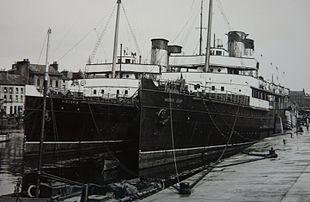 Mona's Isle and Victoria