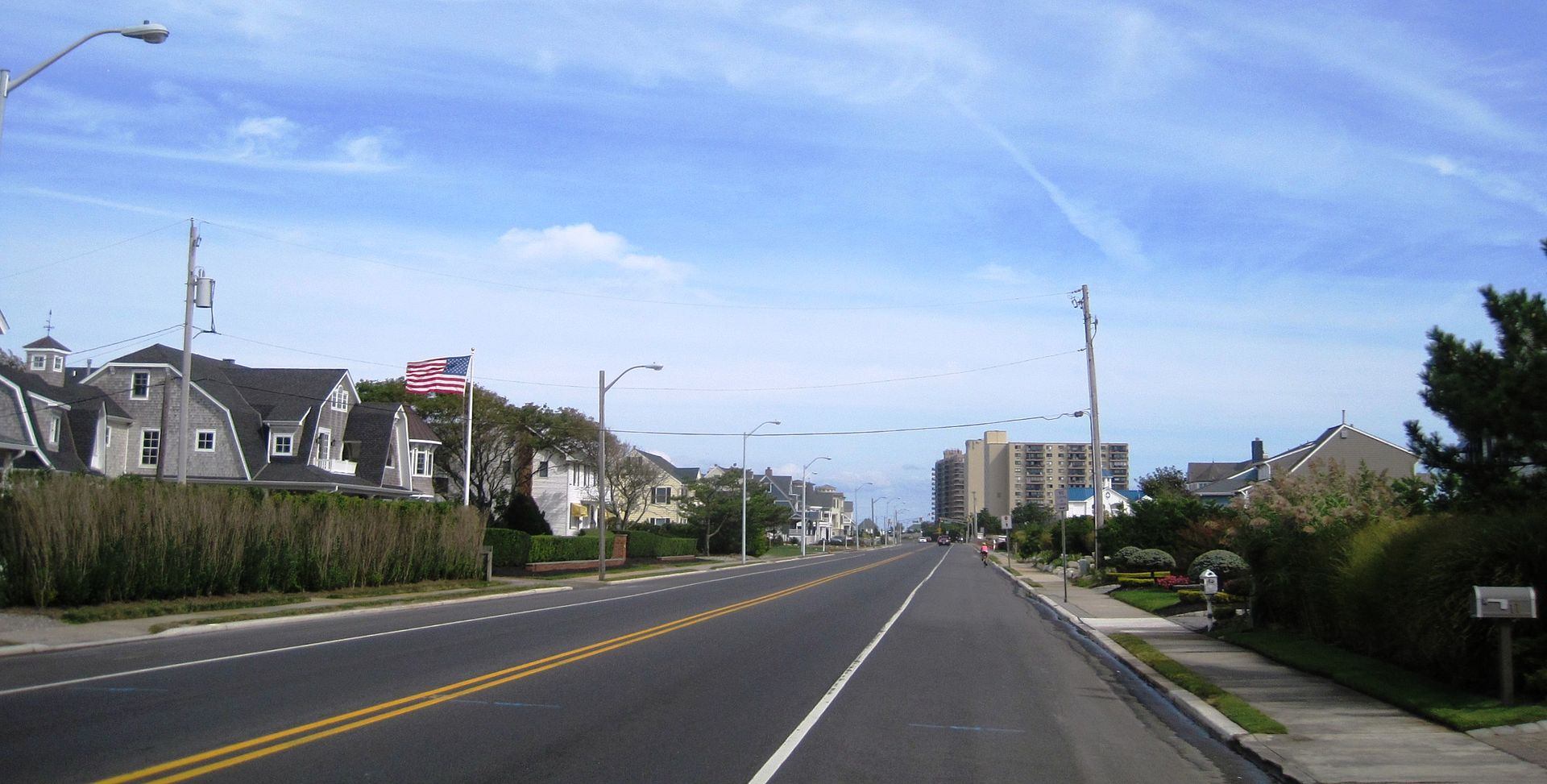 Monmouth Beach, New Jersey