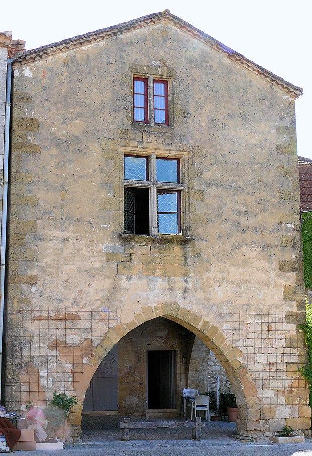 Monument historique à Monpazier