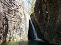 Monte Ceresa - Cascata presso Poggio Rocchetta 1.jpg