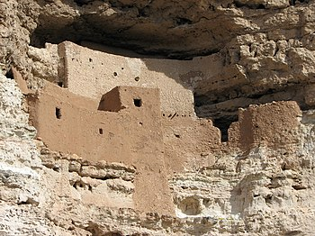 English: Montezuma Castle National Monument, A...