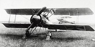 Morane-Saulnier BB - Captured Morane-Saulnier BB