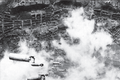 More bombs being dropped on an already devasted Dresden, in April, 1945 -a.png