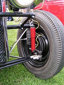 Sliding pillar suspension - Wikipedia