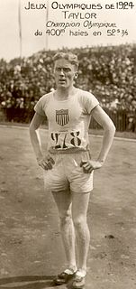 Athletics at the 1924 Summer Olympics – Mens 400 metres hurdles Olympic athletics event