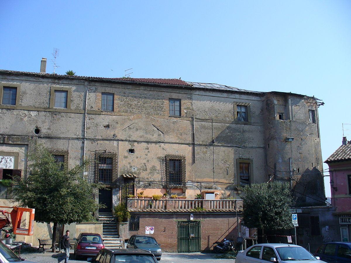 Castello degli orsini wikipedia for Castello come piani di casa