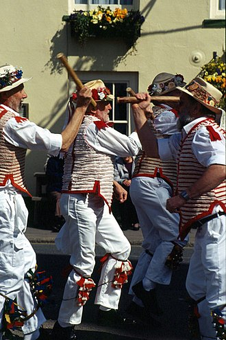 Thaxted - Thaxted Morris Men