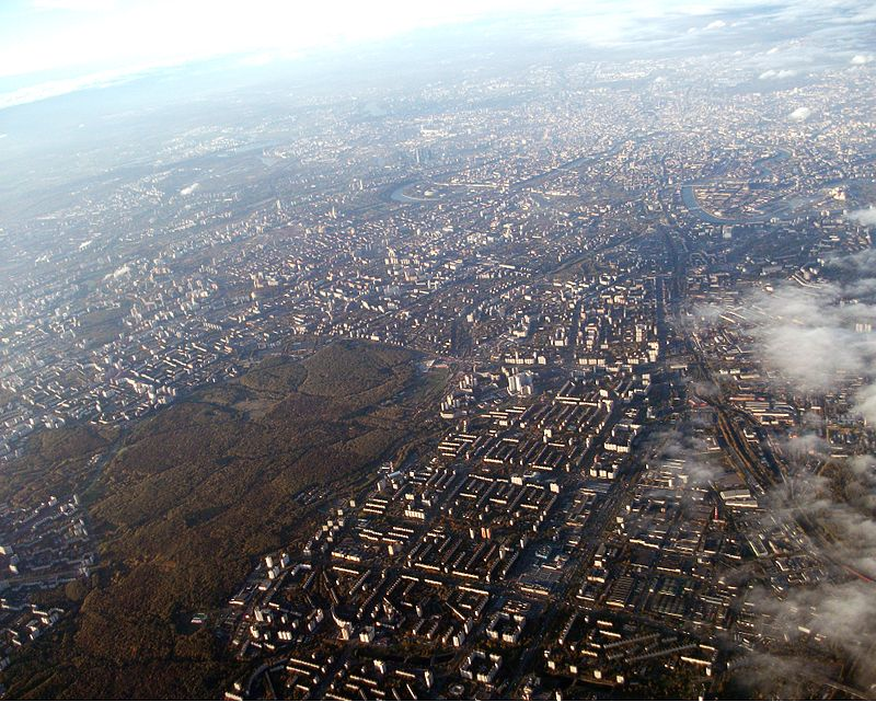 Moscow aerial view looking towards the south-east.JPG