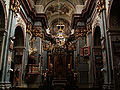 Most Holy Trinity Church (Brothers Hospitallers of St. John of God)-inside,Kazimierz,Krakow,Poland.JPG