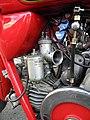 Moto Guzzi Airone Sport 250 (1953) Dell'Orto carburettor.JPG