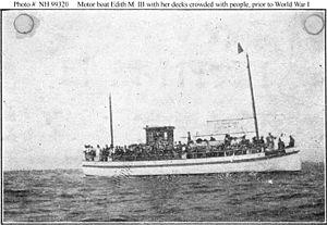 USS Edith M. III (SP-196)