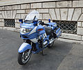 Motorcycle BMW R1150rt of italian police.jpg