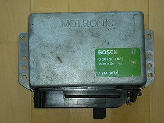 Motronic - Motronic ECU (1985)