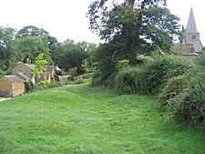 Motte and Bailey, Swerford - geograph.org.uk - 215450