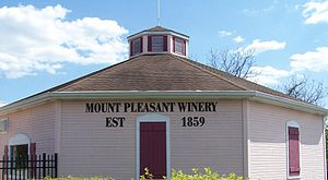 Mount Pleasant Winery.JPG