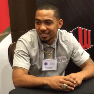 Donnel Pumphrey American football running back
