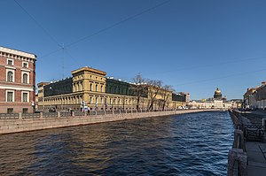 Moyka River Embankment 3.jpg, автор: Florstein