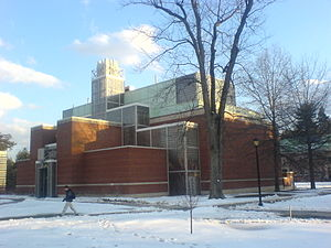 Seeley G. Mudd Chemistry Building - Mudd Chemistry Building in 2008