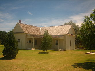 Muleshoe Heritage Center - The Muleshoe Cookhouse