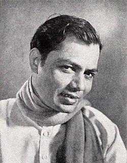 Mumtaz Ali Indian dancer, actor
