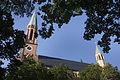 Munich - Church steeples in Max Weber Platz - 8750.jpg