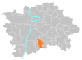 Municipal district Prague Kunratice.png