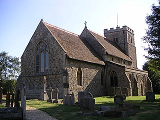Mursley village and civil parish in Buckinghamshire, UK