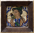 Museo gayer anderson, piastrella turca 01.JPG