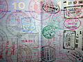 My collection of passport stamps.jpg