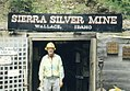 My visit to Sierra Silver Mine for tourists 1997 by Wallace, Idaho. (33684336150).jpg